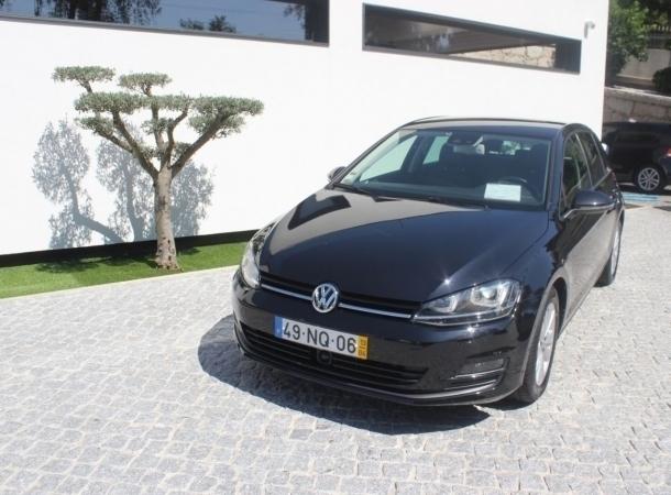 sold vw golf vii 1 6 tdi confortli carros usados para venda. Black Bedroom Furniture Sets. Home Design Ideas
