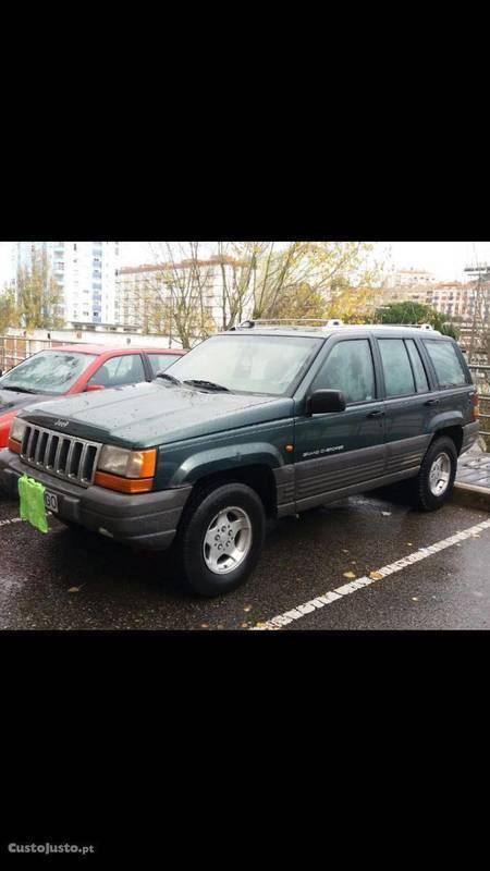 1/3 Usado Jeep Grand Cherokee Laredo   96