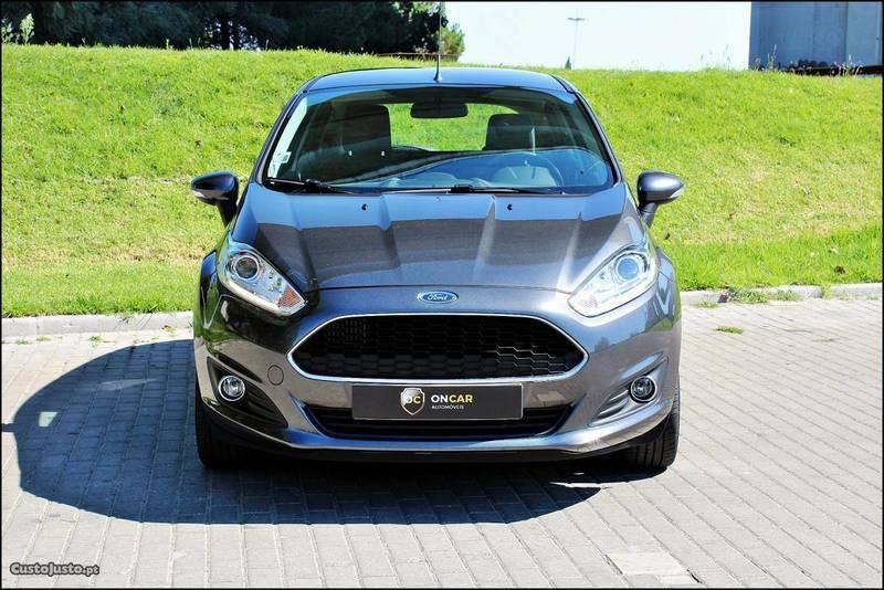sold ford fiesta 1 0 ecoboost 100c carros usados para venda. Black Bedroom Furniture Sets. Home Design Ideas
