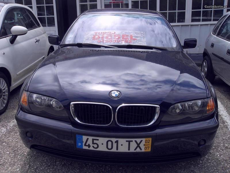 Sold Bmw 320 150 Cavalos Carros Usados Para Venda Autouncle