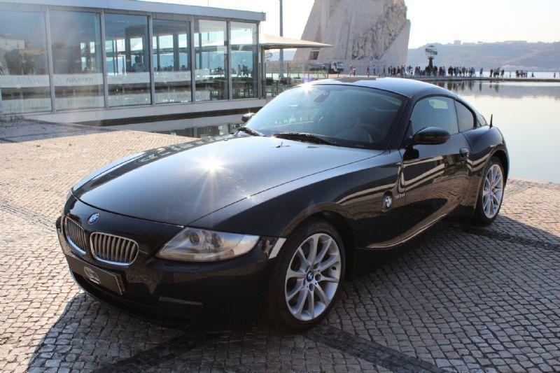Sold Bmw Z4 Coup 233 3 0 Si Carros Usados Para Venda