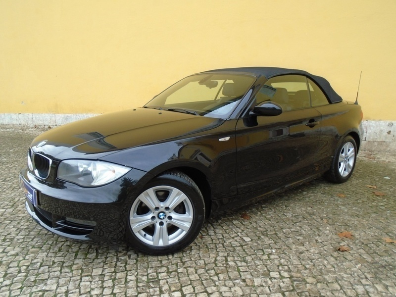 bmw 120 cabriolet carros usados para venda autouncle. Black Bedroom Furniture Sets. Home Design Ideas