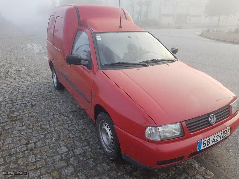 sold vw caddy 1 9 sdi - 99
