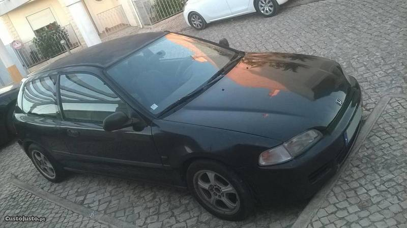 Marvelous Usado Honda Civic Hatchback   94