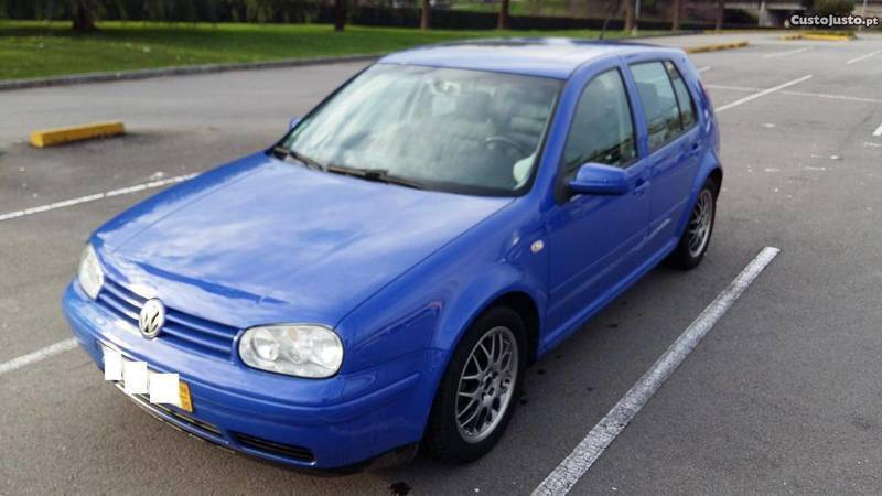 sold vw golf iv gti 1 8t 150cv - 98
