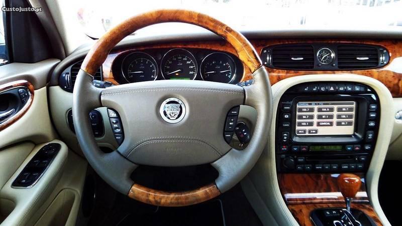 ... Usado Jaguar XJ Super V8 Portfolio   08