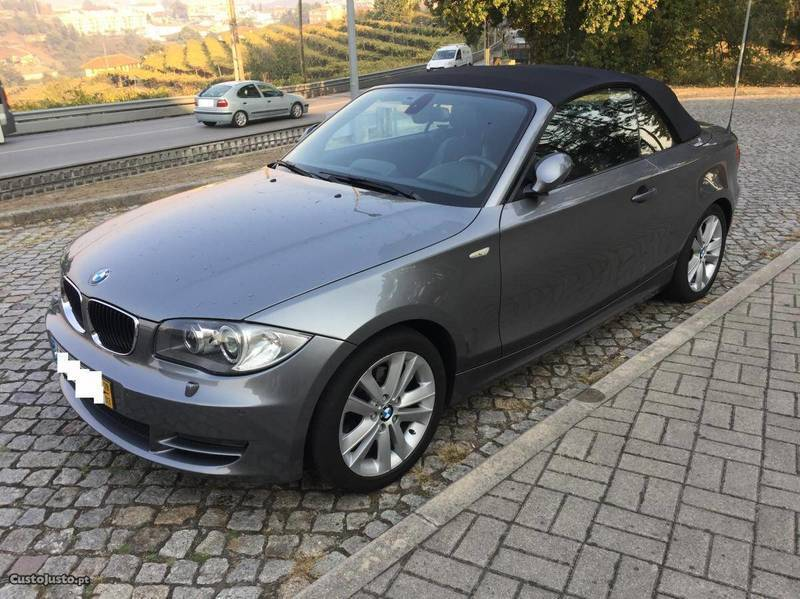 bmw 120 cabriolet 26 usados de 15 websites para venda autouncle. Black Bedroom Furniture Sets. Home Design Ideas