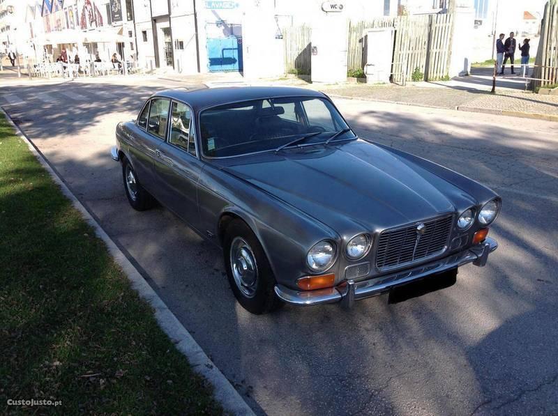 Usado Jaguar XJ6 4.2 Nacional   1972