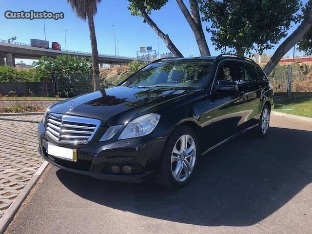 90d1c97a950fb Sold Mercedes E220 CDI Nacional 1 . - Carros usados para venda
