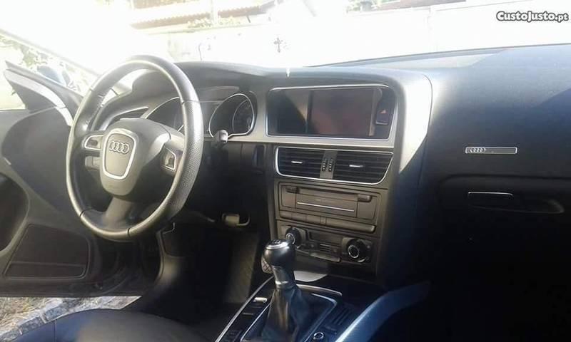 Audi a5 sportback usados para venda