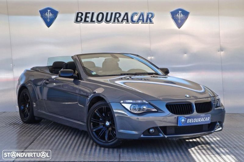 bmw 630 cabriolet 9 usados de 16 websites para venda autouncle. Black Bedroom Furniture Sets. Home Design Ideas