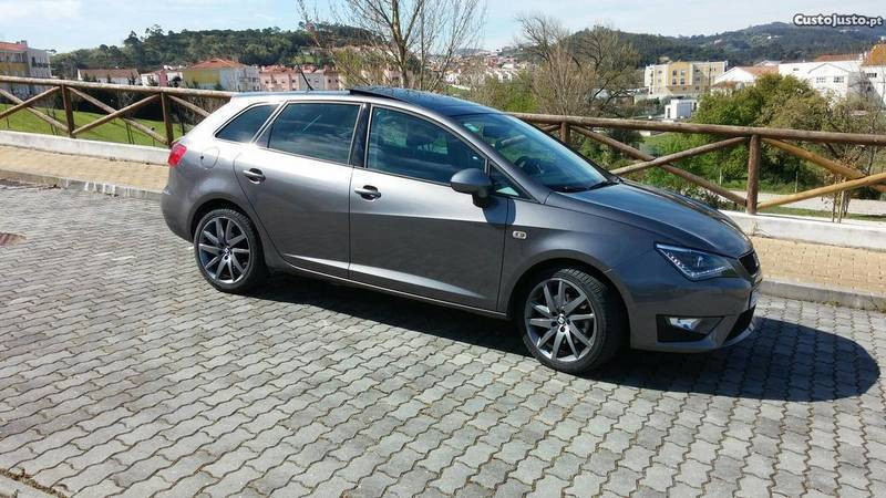 sold seat ibiza 1 6 tdi fr 105 cv carros usados para venda. Black Bedroom Furniture Sets. Home Design Ideas