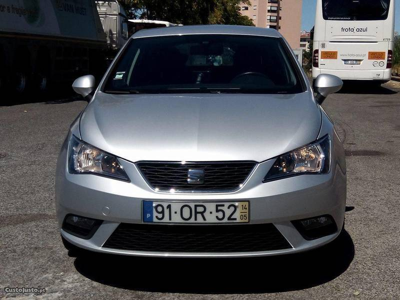 seat ibiza 1 6 tdi fr carros usados para venda autouncle. Black Bedroom Furniture Sets. Home Design Ideas