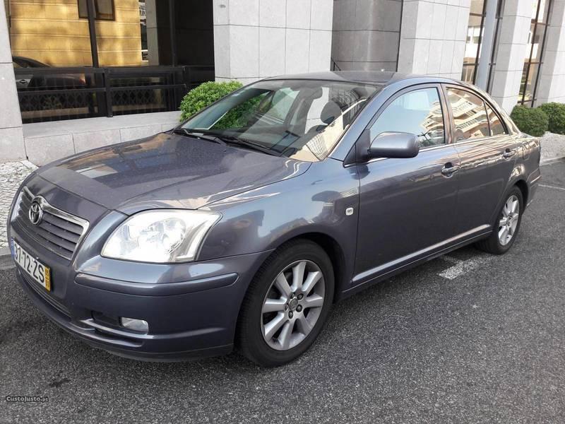 sold toyota avensis 1 6 180 kms 1d carros usados para venda Wiring- Diagram Apexi Super AFC
