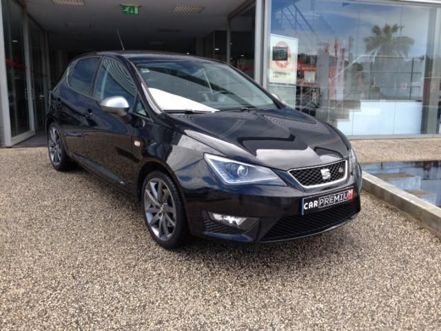 sold seat ibiza 1 6 tdi fr carros usados para venda autouncle. Black Bedroom Furniture Sets. Home Design Ideas