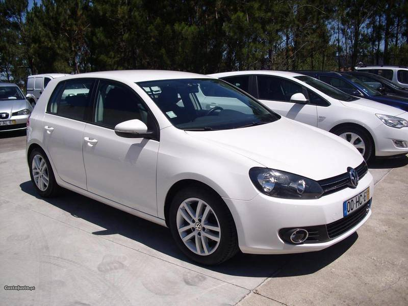 sold vw golf vi 2 0 tdi 110cv 08 carros usados para venda. Black Bedroom Furniture Sets. Home Design Ideas