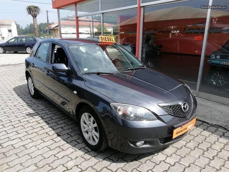 Delightful Usado Mazda 3 1.6 Diesel Nacional