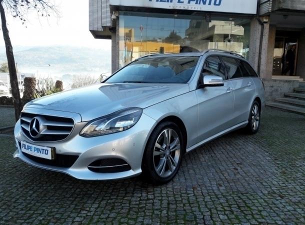 1/4 Usado Mercedes E350 BLUETEC CDi V6 AVANTGARDE