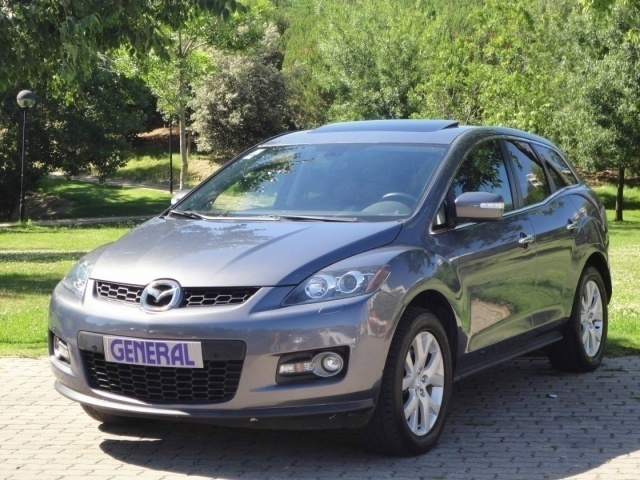 sold mazda cx 7 mzr 2 3 sport carros usados para venda