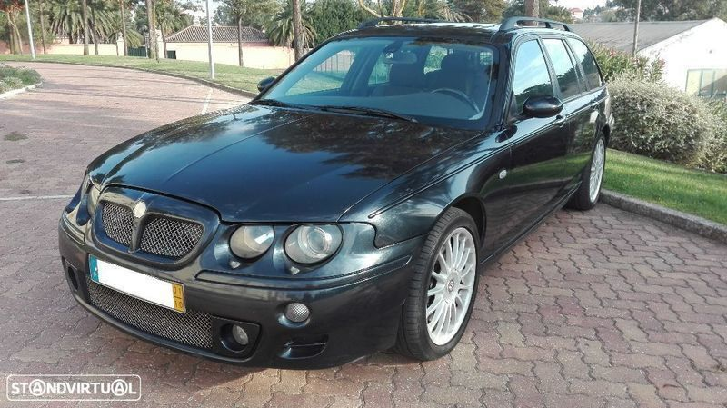 sold mg zt touring 2 5 v6