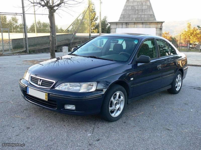 Sold honda accord 16v 99 carros usados para venda for 99 honda accord