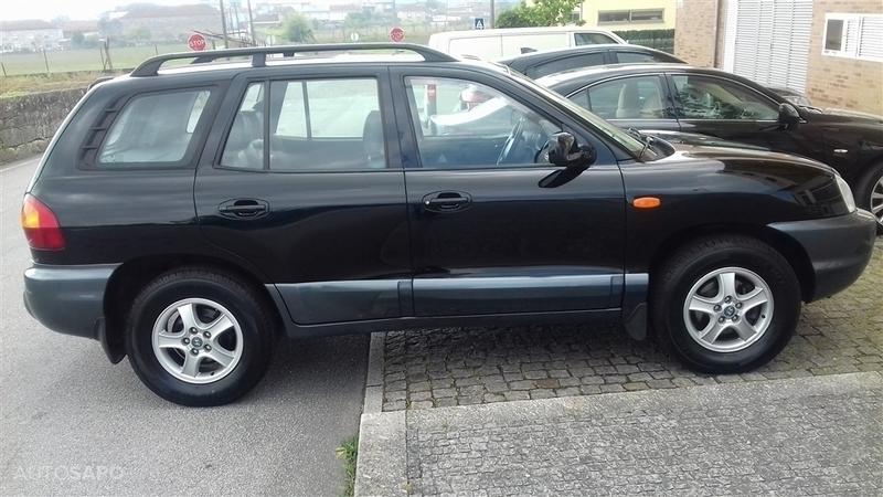 Usado Hyundai Santa Fe 2000 CRDI 4WD