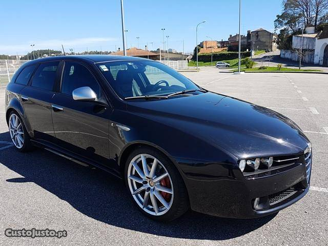 alfa romeo 159 sw ti 09 carros usados para venda autouncle. Black Bedroom Furniture Sets. Home Design Ideas