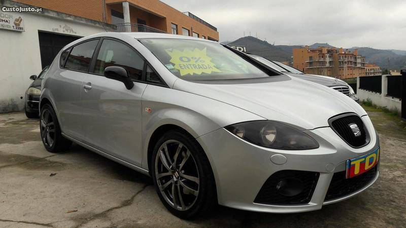 sold seat leon fr 170cv carros usados para venda autouncle. Black Bedroom Furniture Sets. Home Design Ideas