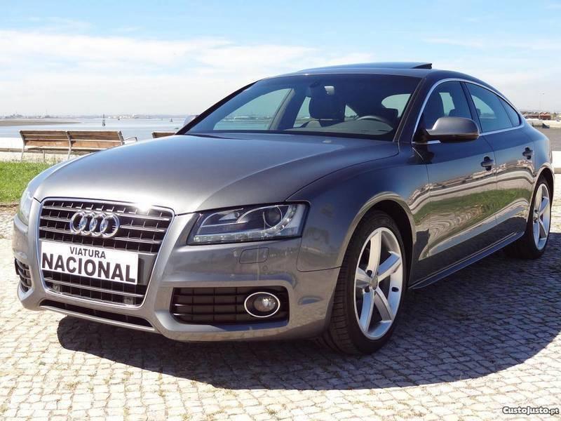 Audi a5 sportback usado