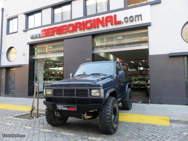 Sold Nissan Patrol 260 Lx 2 8 Turb