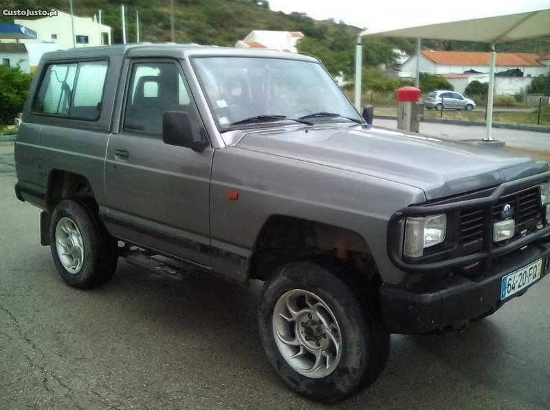Nissan Santa Maria >> Sold Nissan Patrol 4x4 Diesel .2.8. - Carros usados para venda