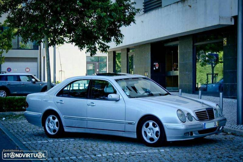 Sold mercedes e320 avantgarde 99 carros usados para venda for 99 mercedes benz e320