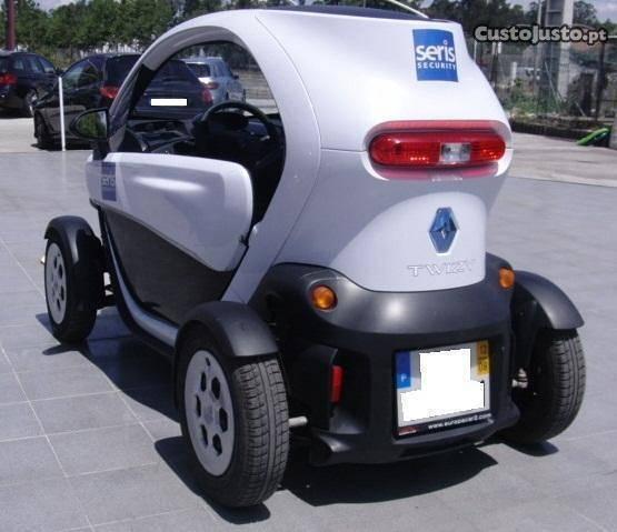 Usados 2012 Renault Twizy El (6.500 €)