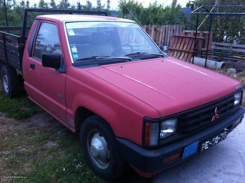 Sold Mitsubishi L200 caixa aberta . - Carros usados para venda