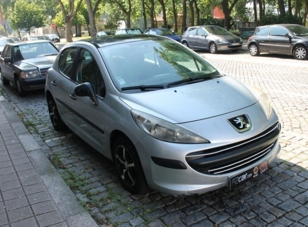 sold peugeot 207 1 4 hdi urban carros usados para venda autouncle. Black Bedroom Furniture Sets. Home Design Ideas