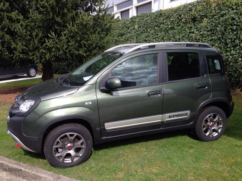 sold fiat panda cross 4x4 - 17