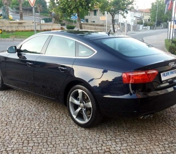 Audi a5 diesel usados 15