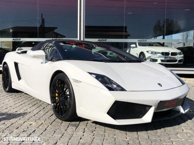 Usado Lamborghini Gallardo Spyder 5.2 V10 LP560 4
