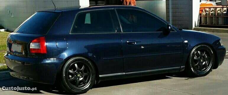 Sold Audi A3 8l 130cv - 97