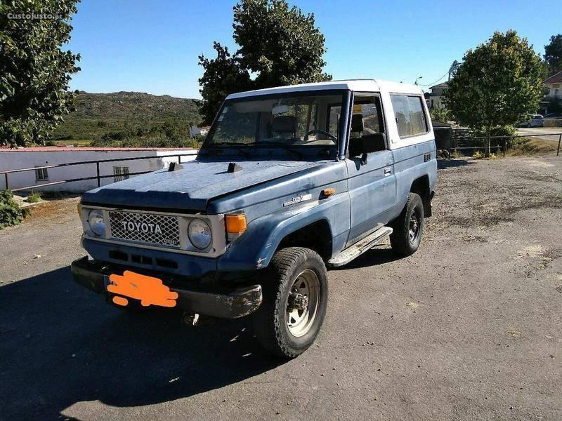 Usado Toyota Land Cruiser 3000cm3