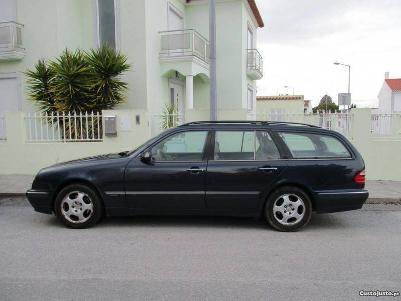 Sold mercedes e320 avantgard 99 carros usados para venda for 99 mercedes benz e320