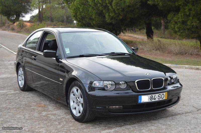 sold bmw 320 td compact 150 cv carros usados para venda. Black Bedroom Furniture Sets. Home Design Ideas