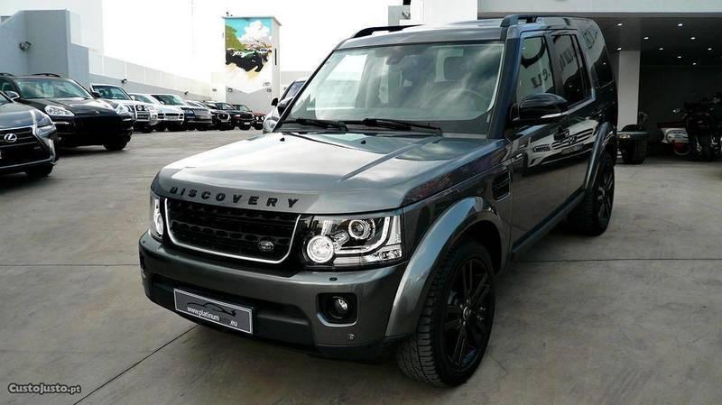 Sold Land Rover Discovery 4 Sdv6 H Carros Usados Para Venda