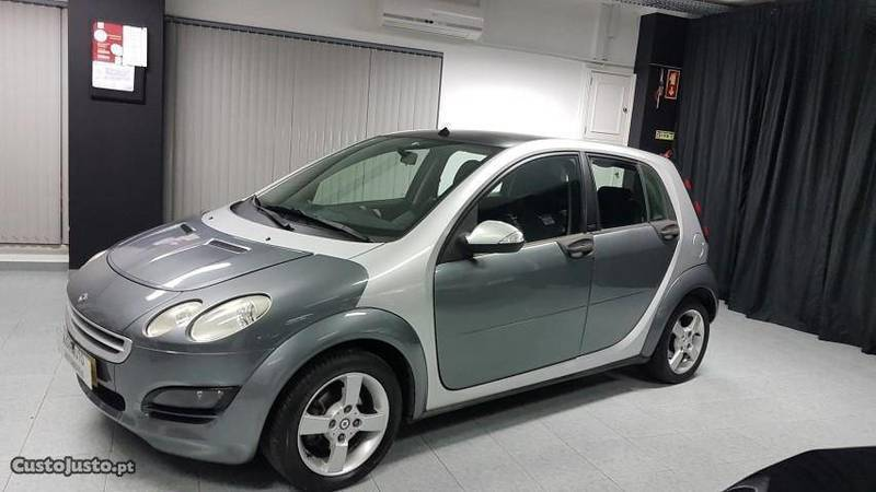 sold smart forfour passion 75 cv