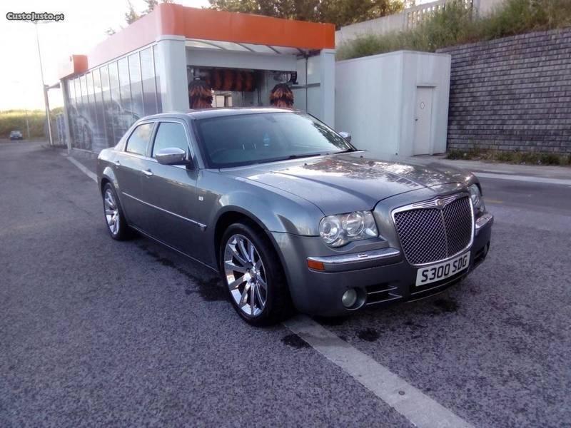 Chrysler Carros Usados >> Vendido Chrysler 300c 3 0 Crd V6 Dies Carros Usados Para Venda