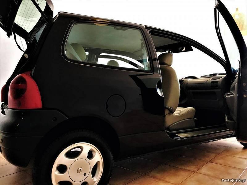 sold renault twingo 2 2 initiale p carros usados para venda. Black Bedroom Furniture Sets. Home Design Ideas