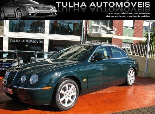 jaguar s-type  33 usados de 21 websites para venda