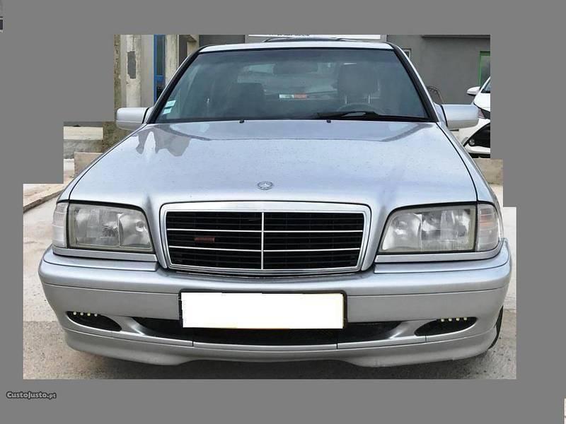 sold mercedes c250 td sport 97 carros usados para venda. Black Bedroom Furniture Sets. Home Design Ideas