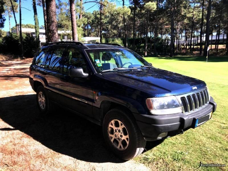 Usado Jeep Grand Cherokee Laredo