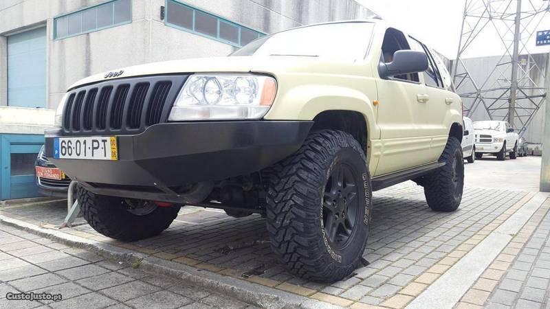 Usado Jeep Grand Cherokee 3.1 Off Road 160cv